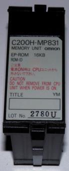C200H-MP831